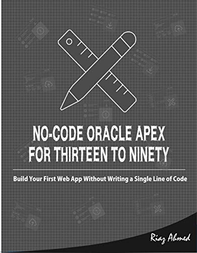 No-Code Oracle Apex